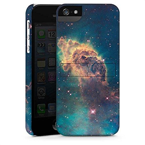 Apple iPhone 4 Housse Étui Silicone Coque Protection Espace Motif Motif CasStandup blanc