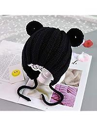Générique Bonnet Chapeau Tricot Bébés Enfants Garçons Filles Noël Oreilles 381027b3c16
