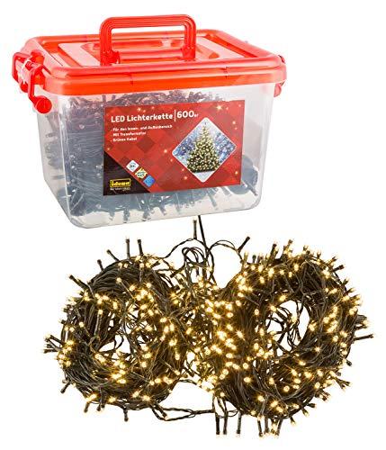 LED-Baum Terrasse Advent