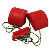 VORCOOL 2 Teile/Satz Springen Stelzen Walk Stelze Jump Outdoor Fun Sport Spielzeug für Kinder...
