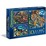 Puzzle 1000 X3 3d