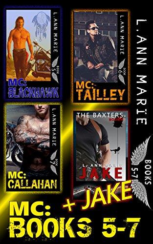 MC Boxed Set + Jake: Books 5-7 + Baxters: Jake