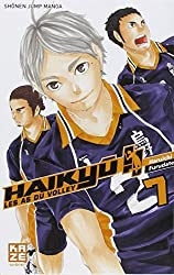 Haikyu !! - Les as du volley ball Vol.7