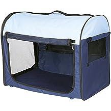 Caseta para perros y gatos Desmontable TRIXIE Azul oscuro/Beige