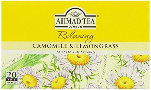 Ahmad Tea - Camomile & Lemongrass Tea