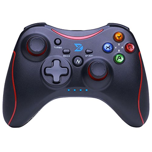 ZD-N+[2.4G] Wireless Gaming joypad Controller for Steam,Nintendo Switch,fire tv,PC(Win7-Win10),Android Tablet,TV BOX