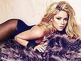 5-HO62CA Shakira 80cm x 60cm,32inch x 24inch Silk Print Poster