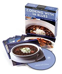 Cooking with the Blues (MusicCooks: Recipe Cards/Music CD), New American Comfort Foods, All American Blues by Sharon O'Connor (2005) Paperback