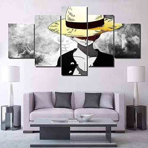 BOYH Impresiones Lienzo Mural Modular HD