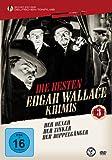 Die besten Edgar Wallace Krimis [3 DVDs]