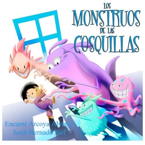 Los Monstruos de las Cosquillas por Encarni Arcoya Alvarez