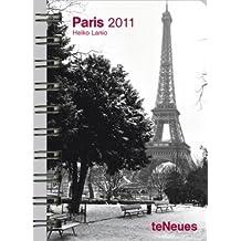 Paris 2011. Taschenkalender Deluxe