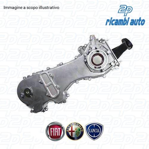 POMPA OLIO ORIGINALE FIAT PANDA 500 DOBLO' MITO PUNTO IDEA MUSA 1.3 mtj 55232196