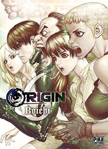 Origin T06 par Boichi
