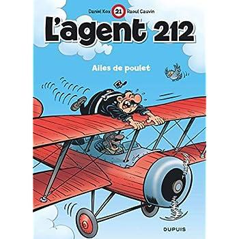 L'agent 212, tome 21 : Ailes de poulet