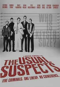 The Usual Suspects (Special Edition) [Import USA Zone 1]