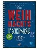 Das Weihnachts-Ding - Kultliederbuch mit über 200 Weihnachtsliedern/songs von Klassik bis Pop - Ausgabe in praktischer Ringbindung (DIN A5)