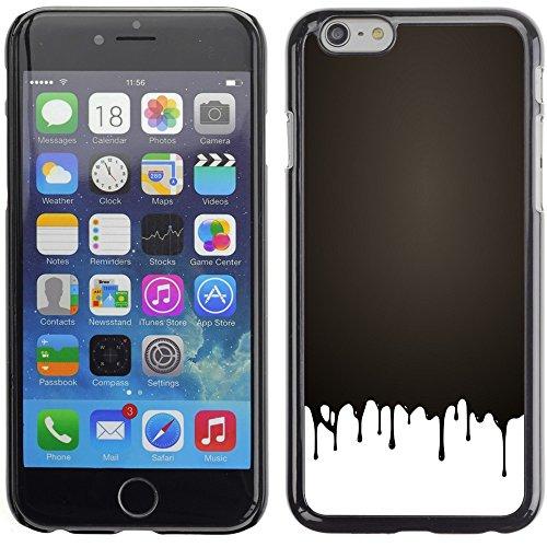 Graphic4You Schmelzen von Schokolade Design Harte Hülle Case Tasche Schutzhülle für Apple iPhone 6 Plus / 6S Plus Design #4