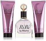 Rihanna Riri Geschenkset 100ml EDP + 90ml Body Lotion + 90ml Duschgel