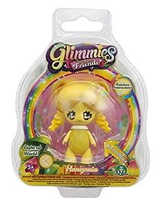 Glimmies-gln006-Blister 1 Rainbow Friends-honeymia