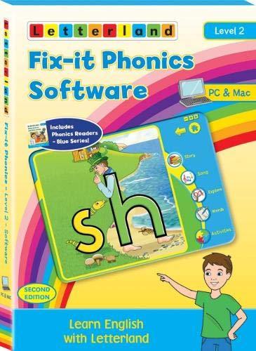Fix-it Phonics - Level 2 - Software (2nd Edition)