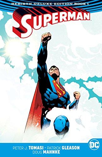 Superman (2016-): The Rebirth - Deluxe Edition: Book 1 (English Edition) - Smallville Vol 1