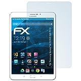 atFolix Displayschutzfolie für Samsung Galaxy Tab S2 8.0 (SM-T715) Schutzfolie - 2 x FX-Clear kristallklare Folie