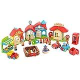 ELC Happyland Bumper Village Set - RRP £100 by HappyLand