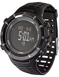 ada2950a6a84 EZON H001 C01 senderismo escalada de montaña reloj deportivo. B00Y8G5V1U.  EZON T023 Relojes deportivos digitales de los hombres ...