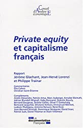 Private equity et capitalisme français (CAE n.75)