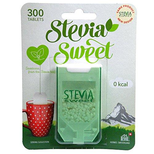 (2 Pack) – Hermesetas – Stevia Sweet | 300's | 2 Pack Bundle