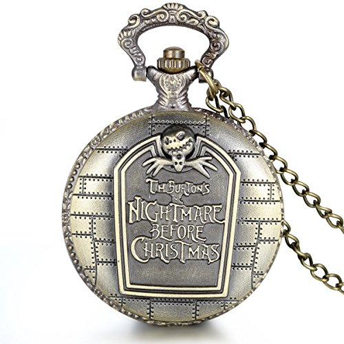 jewelrywe-retro-bronze-tim-burtons-nightmare-before-christmas-engraved-quartz-pocket-watch-necklace-