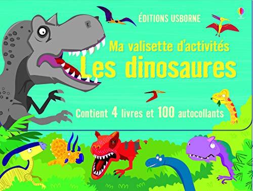 Ma valisette d'activités - Les dinosaures