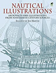 Nautical Illustrations: A Pictorial Archive from Nineteenth-Century Sources (Dover Pictorial Archive)