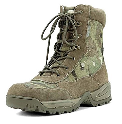 Tactical Boot Zipper multicam Gr.41/ UK7  - Frauen Angeln Stiefel Für