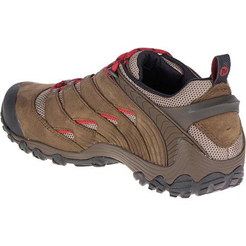 Merrell Mens Chameleon 7 GTX Waterproof Walking Hiking Shoes Boulder