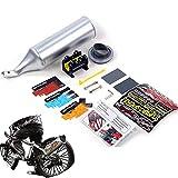 Kitchen-dream-Fahrradzubehör, Mode-Bike-Turbo-Rohr-Auspuffanlage - Sound Motorrad-Megaphon, einzigartiges Fahrraddesign in Europa beliebt Kein Strom - KÜHL (BMX, Mountainbikes, Rennsport)