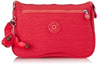 Kipling - PUPPY - Medium Toiletry Bag - Happy Red Mix - (Red)