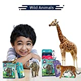 Best Gifts For A 4 Year Old Boy - Redchimpz Wild Animals Age 3-10 Years Augmented And Review