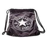 Converse Big Logo Cinch unisex adults, rucksack, black