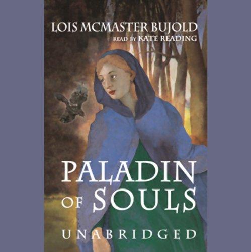 Paladin of Souls  Audiolibri
