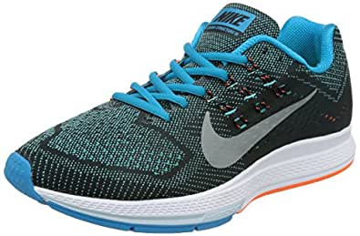 new product 11f98 f44dd ... Nike AIR Zoom Structure 18 Mens Running SHOES-683731-402-SIZE-7 UK