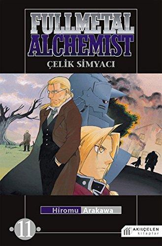 Fullmetal Alchemist : Celik Simyaci 11