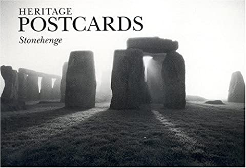 Heritage Postcards: Stonehenge (Studies in Language and Communication) by Graham