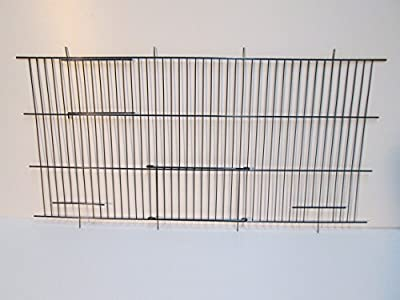 "Canary Cage Fronts 12"" x 24"" from Global Pets"