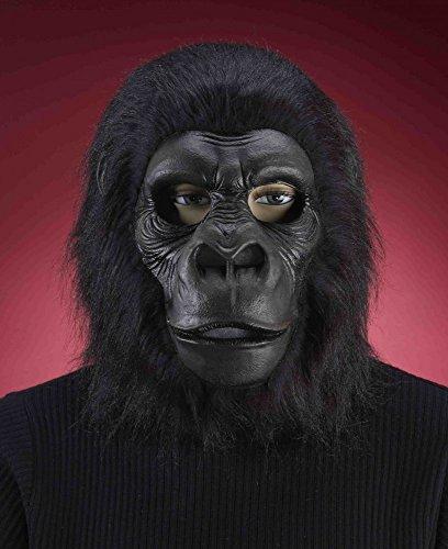 shoperama Gorilla Maske Deluxe für ()