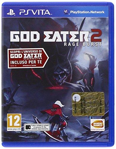 God Eater 2: Rage Burst + God Eater: Resurrection -...