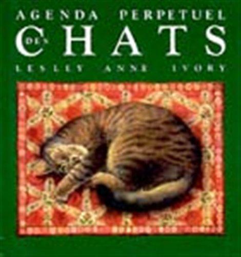 Agenda perpétuel des chats
