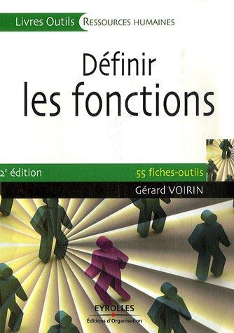 Définir les fonctions