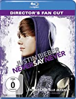 Justin Bieber - Never Say Never - Director's Fan Cut [Blu-ray] [Director's Cut] hier kaufen